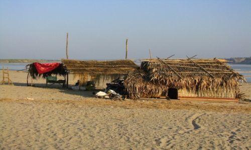Zdjęcie MYANMAR / środkowa Birma / Nyaung OO / wioska Monów nad Irawadi