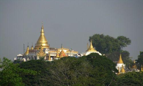 Zdjęcie MYANMAR / okolice Mandalay / Sagaing / Wzgórza Sagaing