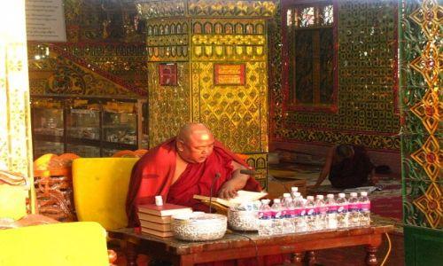 Zdjecie MYANMAR / środkowa Birma / Mandalay / Mandalay Hills
