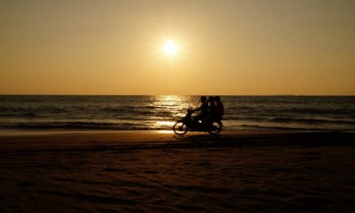 Zdjecie MYANMAR / Ngwe Beach / Ngwe Beach / plaże w Birmie
