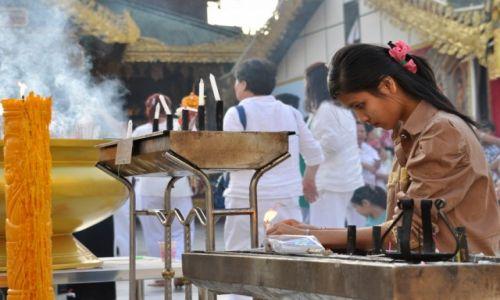 Zdjecie MYANMAR / - / Yangon / W Shwedagon Pagodzie
