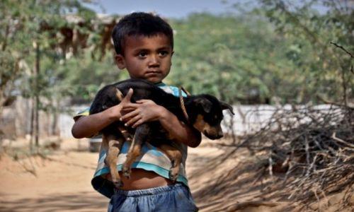 Zdjecie MYANMAR / - / Wieś w Bagan / Oblicza Birmy