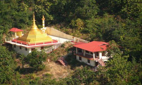 Zdjęcie MYANMAR / okolice Baganu / Góa Kwiatów / Mt. Popa