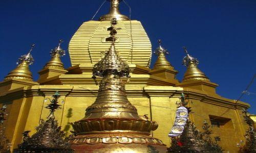 Zdjęcie MYANMAR / okolice Baganu / Góra Kwiatów / Mt. Popa