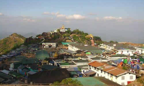 Zdjęcie MYANMAR / okolice Bago / Kyaiktiyo / obrazek z Kyaiktiyo 1