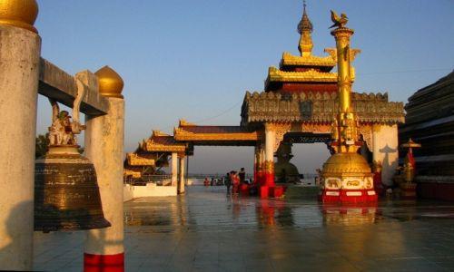 Zdjecie MYANMAR / Bago / Bago / Shwe Aung Ywe Paya 1