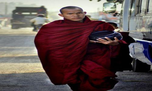 Zdjęcie MYANMAR / - / Kalaw / Poranny spacer