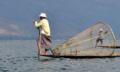Zdjęcie MYANMAR / INLE LAKE / INLE LAKE / KONKURS