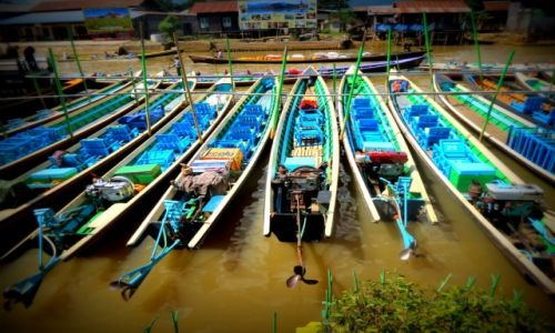 Zdjęcie MYANMAR / Inle Lake / Inle lake / Którą płyniemy?