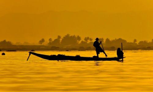Zdjecie MYANMAR / - / Inle Lake / Konkurs