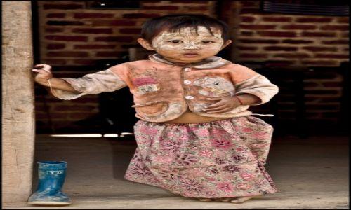 Zdjęcie MYANMAR / - / Kalaw / Przedszkolak