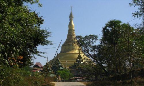 Zdjęcie MYANMAR / Delta Yrawadi / Twante / obrazki z Twante