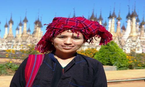 Zdjęcie MYANMAR / Inle / Kakku / Przewodniczka po Kakku