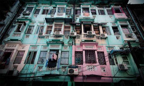 Zdjecie MYANMAR / - / Rangun / Rangun