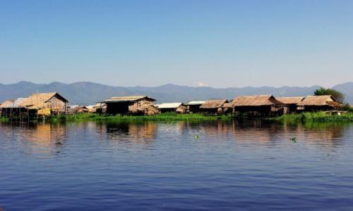 Zdjęcie MYANMAR / Inle / Inle Lake / Inle Lake