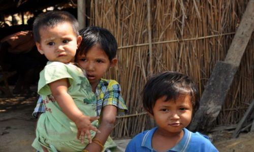 Zdjęcie MYANMAR / Prowincja Shan / Góry Shan / Na wsi