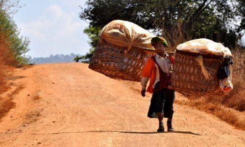 Zdjęcie MYANMAR / Shan / Shan  / Transport