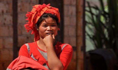 Zdjęcie MYANMAR / Shan / Shan  / Kobieta 1