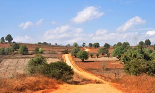 Zdjęcie MYANMAR / Shan / Shan  / Spacer 4