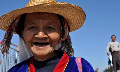Zdjęcie MYANMAR / Shan / Shan  / Góralka 1