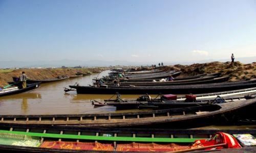 Zdjęcie MYANMAR / Shan / Inle Lake / Inle Lake