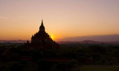 Zdjęcie MYANMAR / Mandalaj / Pagan ( Bagan ) / Pagan  ( Bagan )
