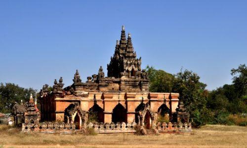 Zdjecie MYANMAR / gdzieś w trasie / gdzieś w trasie / Stupy, stupy...