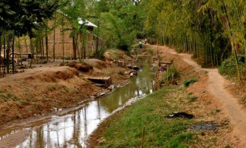Zdjecie MYANMAR / okolice jeziora Inle / okolice jeziora Inle  / Widoczek