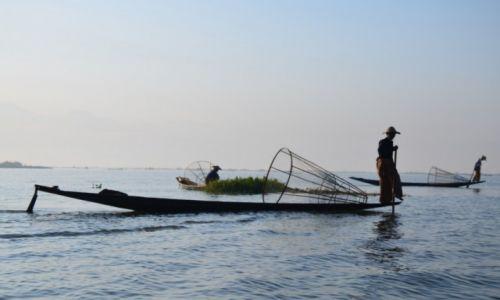 Zdjęcie MYANMAR / Inle  / Inle / Birma
