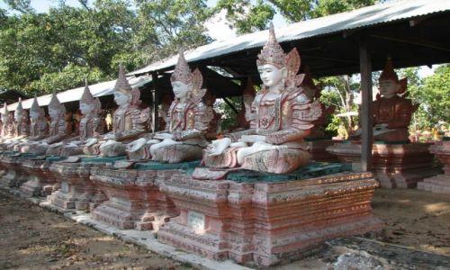 Zdjecie MYANMAR / - / MONYWA / ****