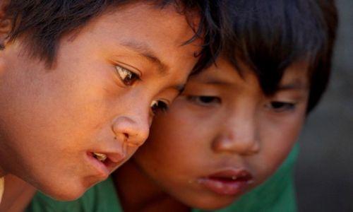 Zdjęcie MYANMAR / Inle Lake / wieś  / Zachwyt