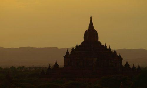 Zdjecie MYANMAR / - / Bagan / Birmańskie cuda