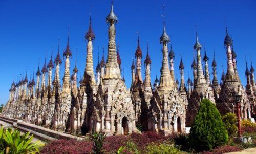 Zdjęcie MYANMAR / Shan / Kakku / Kakku