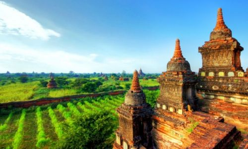 MYANMAR / --- / --- / Mjanma
