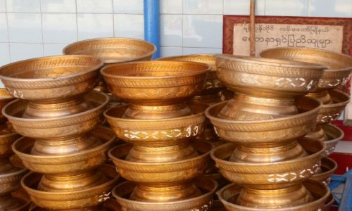 Zdjecie MYANMAR / Rangon / Rangon / Misy ofiarne