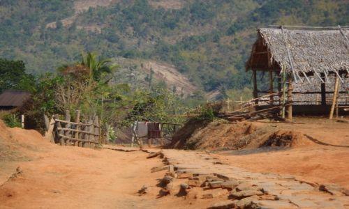 Zdjecie MYANMAR / Zachodni / Na północ od Hsipaw / Birma
