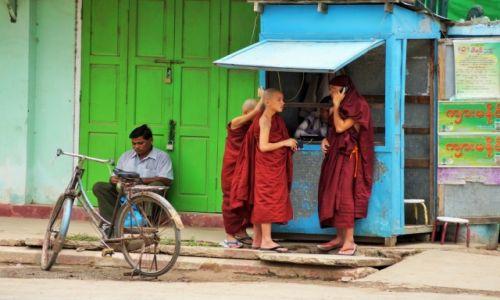 Zdjęcie MYANMAR / kalaw / kalaw / tel