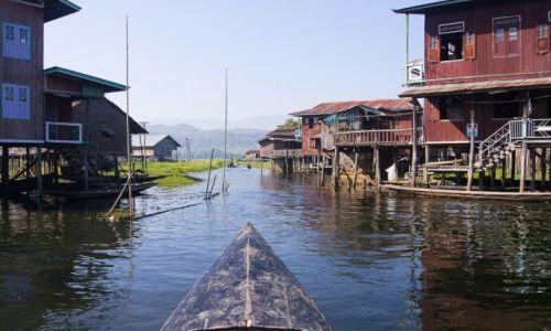 Zdjęcie MYANMAR / Inle Lake / Inle Lake / Na Inle
