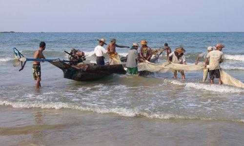Zdjęcie MYANMAR / Ngwe Saung Beach / Ngwe Saung Beach / Po połowie