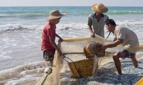 Zdjęcie MYANMAR / Ngwe Saung Beach / Ngwe Saung Beach / Coś większego