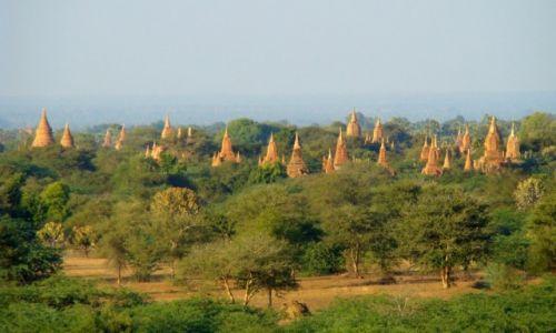 Zdjęcie MYANMAR / Prowincja Mandalaj / Pagan / Pagan 1