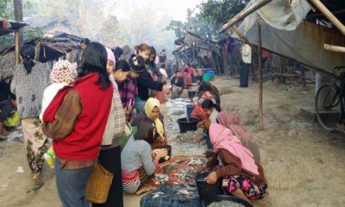Zdjęcie MYANMAR / Sittwe / MRAUK U / birma
