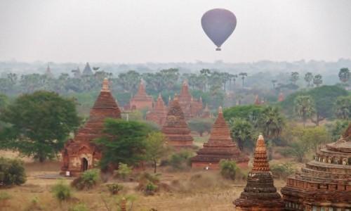 Zdjecie MYANMAR / - / Bagan / Magiczne Bagan