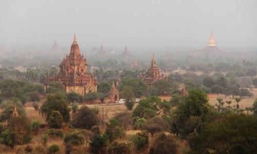 Zdjecie MYANMAR / - / Bagan / Po prostu Bagan