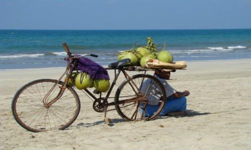 Zdjęcie MYANMAR / Zatoka Bengalska / Ngwe Saung / Troszkę cienia