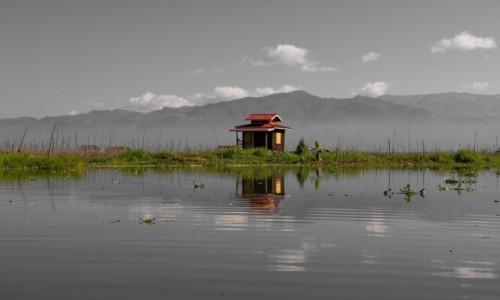 Zdjecie MYANMAR / Inle Lake  / Inle Lake  / Inle Lake