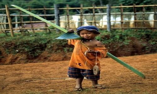 MYANMAR / Myanmar / Okolice Kalaw / Konkurs I