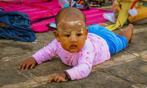 Zdjecie MYANMAR / Bagan / Bagan / Małe - piękne