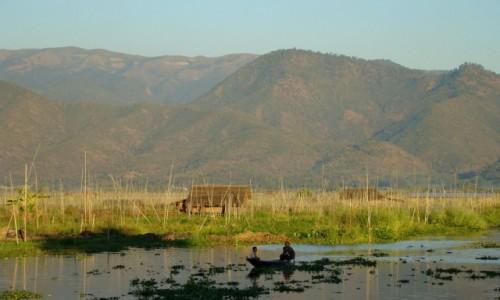 Zdjęcie MYANMAR / Shan State / Jezioro Inle / Ze szkoły