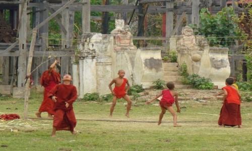 Zdjecie MYANMAR / Inle  / Sankar / mecz